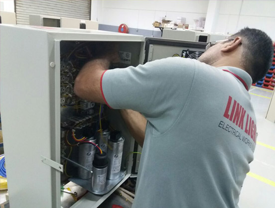 LINKLIGHT - Electrical Services